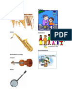 Instrumento de Viento