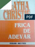 Agatha Christie-Frica de Adevar.pdf