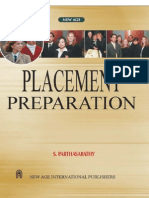 Placement Preparation for Software Companies