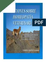 Homeopatia Veterinária - Noções