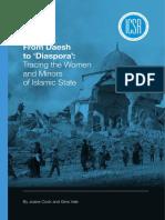 Women in ISIS Report