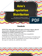 population distribution in asia student2