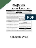 RESOLUCION DE CONSEJO DIRECTIVO N°079-2001-SUNASS-CD Directiva sobre procedimientos para determinar los Precios de los Servicios Colaterales,