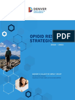 Denver Opioid Response Strategic Plan