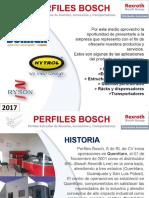 Presentacion Perfiles Bosch.