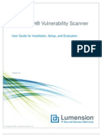 Lumension Vulnerability Scanner User Guide
