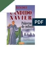 003 - Palavras do Infinito (psicografia Chico Xavier - espirito Humberto de Campos).pdf
