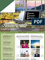 Revista Energia. Economista. Agosto 2018