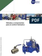 Valvulas y Componentes Hidraulicos General HDG