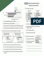 guia 4° basico datos y graficos