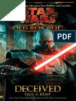 001 - Amanecer de Los Jedi - Erupcion, John Ostrander