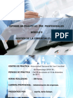 Diapositiva para practicas pre profesionales