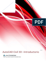 AutoCAD Civil 3D-Introductorio