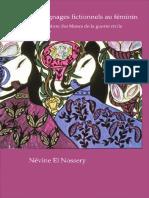 Temoignages Fictionnels Au Feminin_ Une Reecriture Des Blancs de La Guerre Civile Algerienne