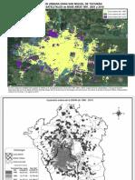 Ejemplos de Expansión Urbana