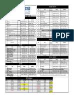 12th BIO Complete Schedule PDF