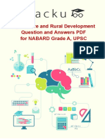 NABARD QUESTIONS