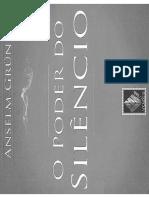 Anselm Grun - O Poder Do Silêncio.pdf