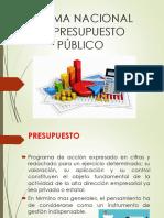 Diapositivas Del Sistema de Presupuesto PUBLICO