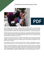 Pengumuman Hasil Seleksi PPDB Jalur Prestasi MTSn Mojosari 20162