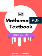 [CHOO, Yan Min] H1 Mathematics Textbook (Singapore(B-ok.xyz)