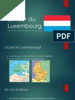 luxembourg presentation