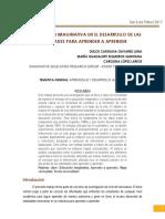 La educación imaginativa en el desarrollo de habilidades de aprender a aprender.pdf