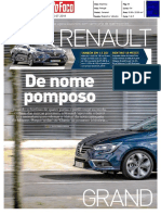 """RENAULT MÉGANE GRAND COUPÉ dCi 130 NA """"AUTO FOCO"""""""