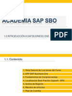 Introduccion SAP SBO