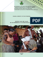 A Presença Indigena Na Formação Do Brasil