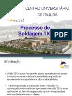 Processo de Soldagem TIG PRONTO