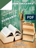 Glosario Orientacion Educativa