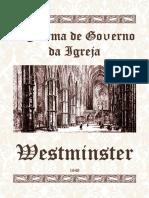 A Forma de Governo Da Igreja (Westminster - 1648)