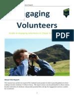 Como envolver os cidadãos em voluntariado