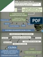 Fatores Geograficos Do Clima
