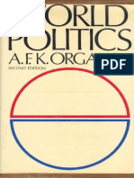 [a.F.K. Organski] World Politics(B-ok.xyz)