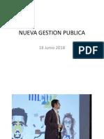 Nueva Gestion Publica