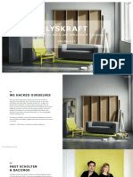 LYSKRAFT Press Kit Limited Edition August 2018