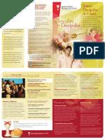 Disciples Brochure Spanish Web