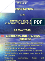 Wesco Safety in Electricity Distbn