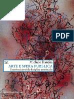 Arte e Sfera Pubblica. Il Ruolo Critico