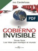 Cardeñosa Bruno. El gobierno invisible..pdf