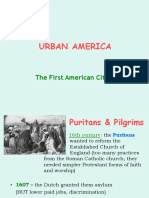 URBAN AMERICA beginnings.ppt