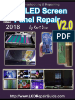 v2 Led Lcd Screen Panel Repair