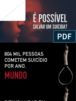PALESTRA SOBRE SUICÍDIO