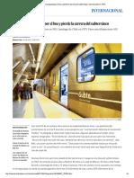 Buenos Aires apuesta por el bus y pierde la carrera del subterráneo - El País 2017