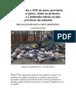 2018_Municipales y ATE de Paro