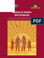 Manual de Terapia Multifamiliar