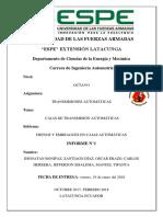 Informe 1 Frenos y Embragues en Cajas Automaticas