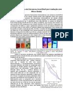 Nanocristais Semicondutores -MW